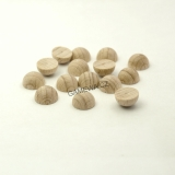 10mm  Polokoule natural 15ks  GAMEWA Extra