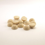 15mm  Polokoule natural 7ks  GAMEWA Extra