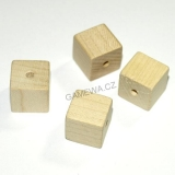 16x16mm Kostkal natural 12ks  GAMEWA Extra