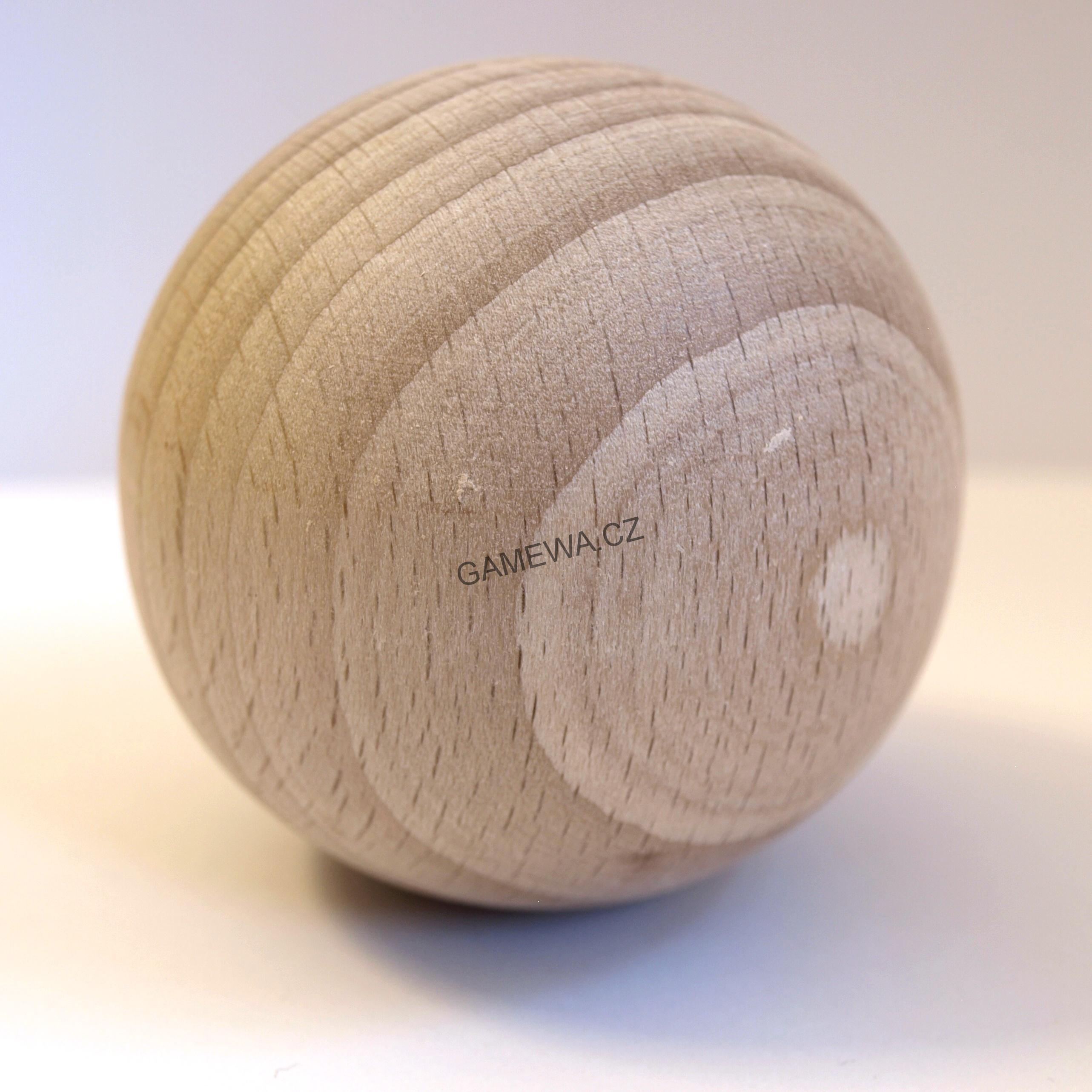 60mm  Koule natural 1ks  GAMEWA Extra BUK